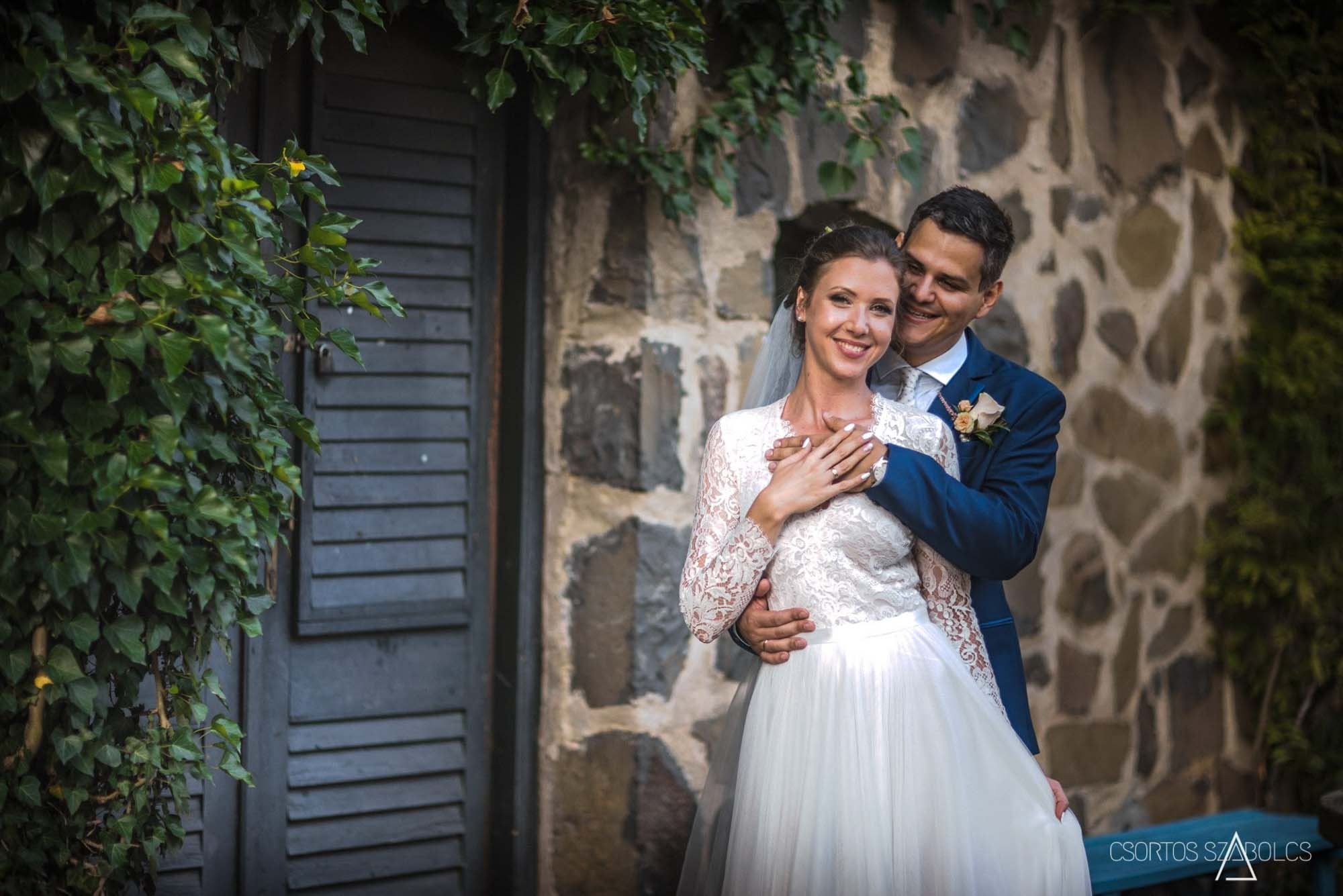 Esküvői fotós Pécs